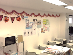 【新潟学習センター】秋の新潟学習センター♪