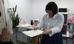 【新潟】☆嬉しい報告!!検定合格しました☆