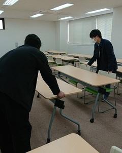 【新潟】明日は新入生事前学習会だよ(*´▽`*)