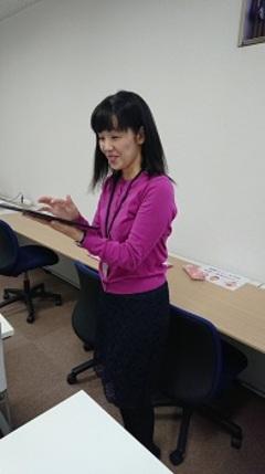 【新潟】新潟学習センターのアイドル3人組