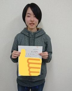 【新潟】ピアノ専攻Hちゃん成長日記⑳