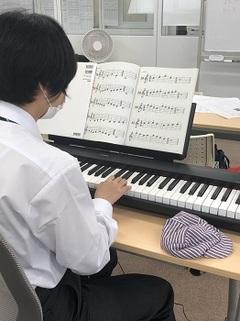 【新潟】ピアノ専攻Kさん成長日記②