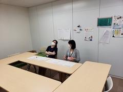 【新潟】ドッキドキの面接練習(*´▽`*)