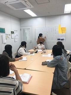 【新潟】記念すべき第1回生徒会役員会議を行いました(・ω・)ノ