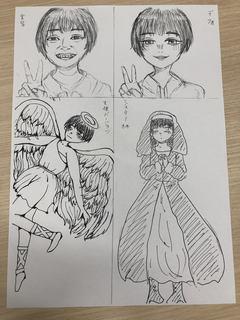 【新潟】マンガ・イラスト専攻の生徒の声をお届けします!