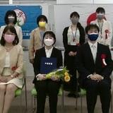 【新潟】前期卒業式がありました!
