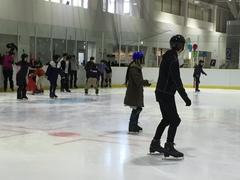 アイススケート☆校外での学習です
