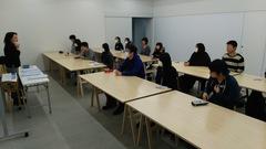 【十日町】後期認定試験2日目!