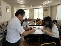 【十日町】英検合格、おめでとう!
