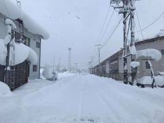 【十日町】雪・雪・雪