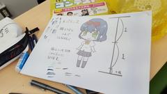 【岡山】マンガイラストコースの体験授業☆