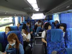 【岡山】本校スクーリング② ~バス編~