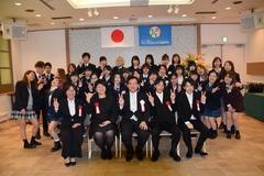 【岡山】入学式