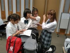【岡山】試験中の休み時間