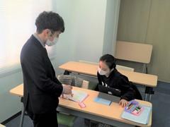 【岡山】数学基礎の授業風景