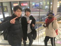 【岡山】1月の本校スクーリング!(・▽・)