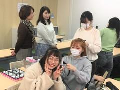 【岡山】メイク授業風景☆