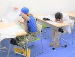 【岡山】3年生追い上げの図☆