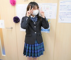 【岡山】初めてのキャンパス高校の制服