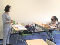 【岡山】韓国語授業の様子♪