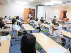 【岡山】卒業予定生 初HR!