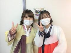 【岡山】韓国伝統衣装の体験授業