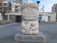 【岡山】高松駅の鬼