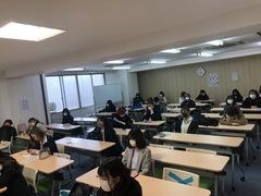 【岡山】終業式♪