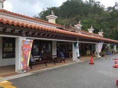 緊張の本校スクーリングでしたが、、、沖縄の海も見れました\(^o^)/