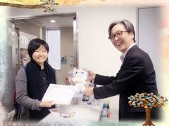 【大宮】表彰式を行いました☆イラストコンテスト!