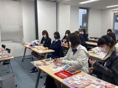 【大宮第二】♬♡°˖✧メイクの授業に潜入♬♡°˖✧