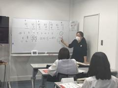 【大宮第二】韓国語の授業の様子をご紹介します♪