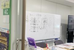 【大宮第二】イラスト体験授業を行いました♪