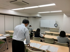 【大宮・新】敬語を学習!