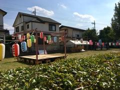【大宮】盆踊りの季節