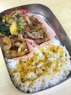 【大宮】自作のお弁当!