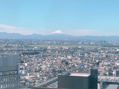 【大宮】おはよう 富士山