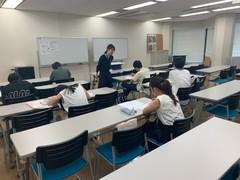 【大阪】入試対策授業を実施しました!!
