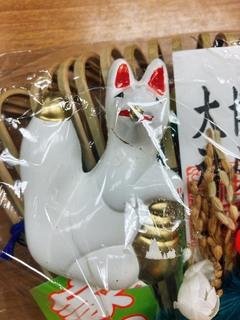 【大阪】お正月の熊手が....