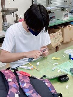 【大阪】フィッシングカレッジの教室を見学しました!