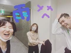 【大阪】突然の雨に注意( ;∀;)