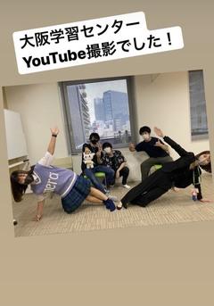 【大阪】YouTube制作を始めました!
