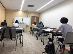 【なんば】前期試験対策授業は明日が最終日です☆