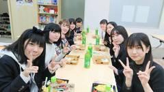 【なんば】2020年度学校パンフレット撮影②☆