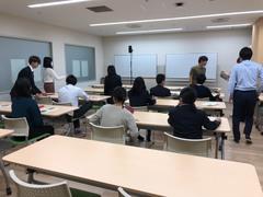 【なんば】2020年度学校パンフレット撮影☆