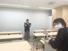【なんば】先生からのメッセージ動画☆