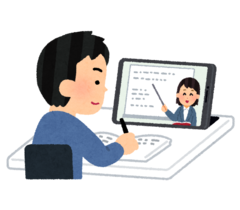 【なんば】大学進学コース・オンライン授業スタート☆