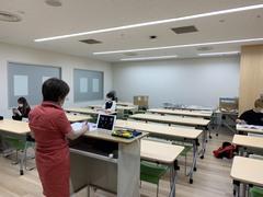 【なんば】進学コース現代文Ⅱの授業☆