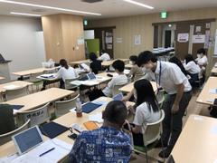 【なんば】オープンスクールを実施しました☆~AI大学進学コース編~