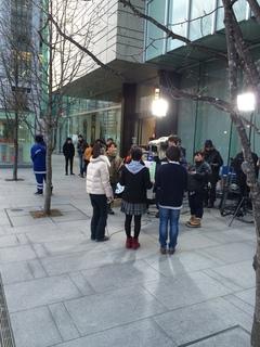 【札幌駅前】TV番組『イチオシ!』に出演しました☆彡